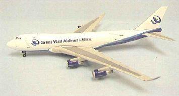 B747-400F カーゴ(B2428) グレートウォール・エアラインズ(長城航空) [エクスプレッソ・ウィングス]