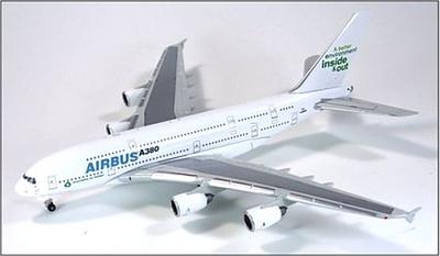 A380 エアバス・ホームフリート「inside&out」 (F-WWDD)