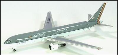 B767-300 アシアナ航空「ワールドカップ 2002」 (HL7506)