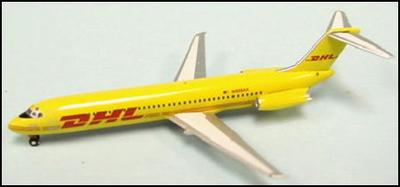 DC-9-41 DHL (N958AX)