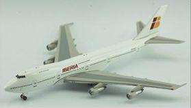 B747-200 イベリア航空 「ハイブリッド・カラー」 スペイン
