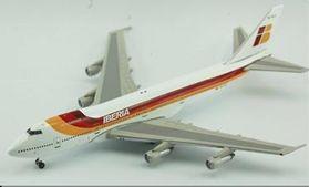 B747-200 イベリア航空 スペイン