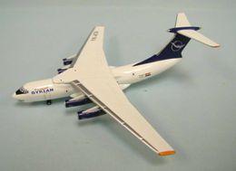 イリューシン IL-76 シリア航空(YK-ATA) シリア