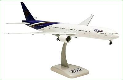 B777-300ER タイ国際航空