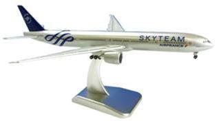 B777-300ER エールフランス航空  SKYTEAM 特別塗装モデル