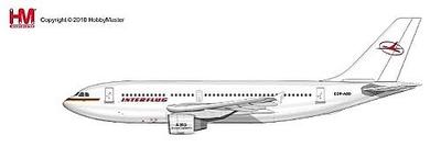 エアバス A310-304 インターフルーク