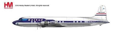 ダグラス DC-6B デモイン