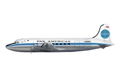 """ダグラス DC-4 """"パンアメリカン航空"""""""
