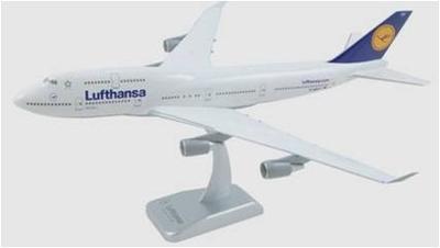 A3747-400 ルフトハンザ・ドイツ航空