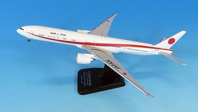 777-300ER N509BJ 次期政府専用機 ダイキャストモデル