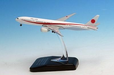 777-300ER N509BJ 次期政府専用機 Simple detailed