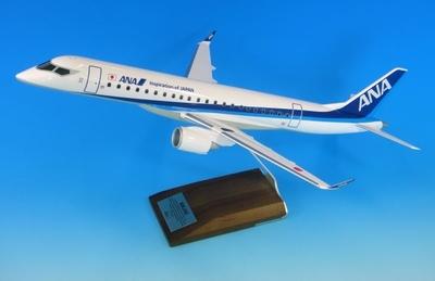 MRJ90 ソリッドモデル ANA 塗装 ギアなし 機番なし