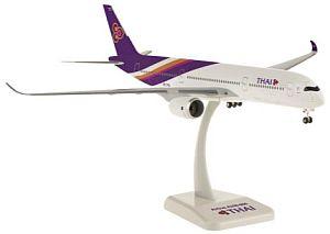 A350-900 タイ国際航空 ランディングギア/スタンド付属