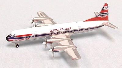 L-188A エレクトラ アンセット-ANA オーストラリア