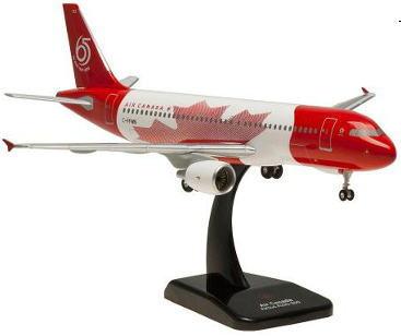 A320 エアカナダ 「65周年記念塗装」