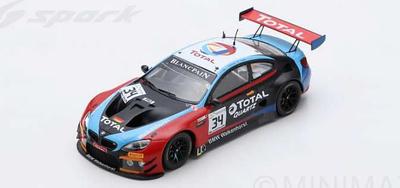 BMW M6 GT3 No.34 Winner 24H SPA 2018 - Walkenhorst Motorsport
