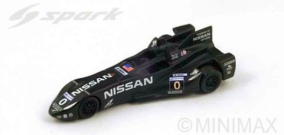 DeltaWing-Nissan N.0 Le Mans 2012  M.Franchiti - M.Krummn - S.Motoyama