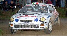 トヨタ セリカ ST205 1996年サンレモ 7位