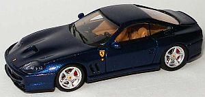 フェラーリ F550 マラネロ  メタリックブルー