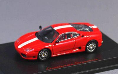 フェラーリ F360 チャレンジ ロードカー レッド