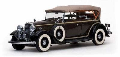 フォード リンカーンKB 幌付き 1933 チャコール ドラブ