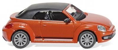 VW ビートル カブリオ  メタリックハバネロオレンジ