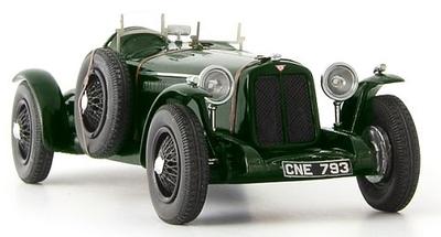 アルヴィス スピード 20 SA 4.3L スペシャル 1932 ダークグリーン