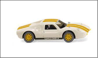 ポルシェ 904 GTS パールホワイト