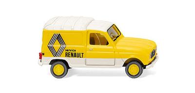 ルノー R4 ボックスバン 「Renault Service」