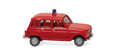 ルノー R4  消防車両