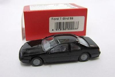 乗用車/商・公用車 フォード T-Bird '89  ブラック