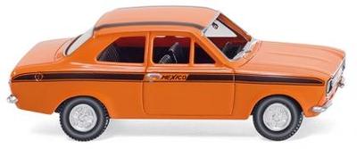 フォード エスコート 「Mexico」  オレンジ