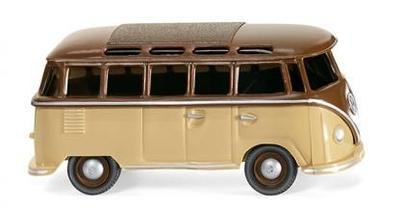 VW T1 サンバ バス ベージュ/ブラウン