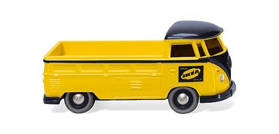 VW T1 フラットベッド 「Ikea」    Ikeaのロゴマーク・・?