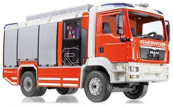 MAN TGM Rosenbauer AT 消防車