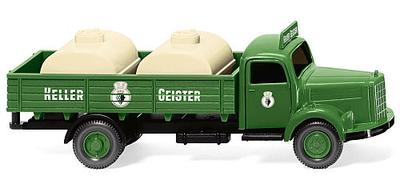 メルセデス・ベンツ L 3500 Standby tanker  「Keller Geister」