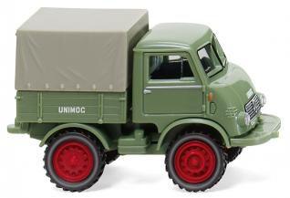 ウニモグ U 401  ライトグリーン