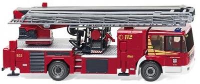 メルセデス・ベンツ Econic 回転はしご付消防車