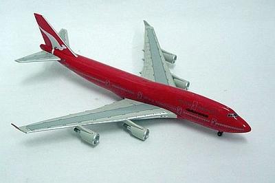 B747-400 カンタス航空