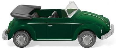 VW ビートル コンバーチブル メタリックユッカグリーン