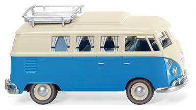 VW T1 キャンパーバン pearly ホワイト/ブルー