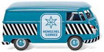 VW T1 パネルトラック Henschel Service