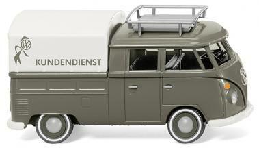VW T1 クルーキャブ VW Kundendienst (VW サービスカー)