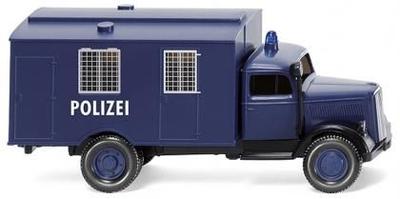 オペル ブリッツ 護送車