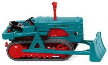 ハノマグ K55 キャタピラートラクター ウォーターブルー