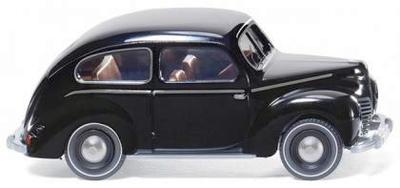 フォード タウナス G73A  ブラック