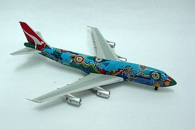 B747-300 カンタス航空