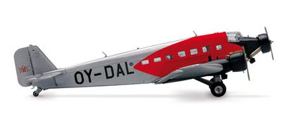 Ju-52 DDL デンマーク航空