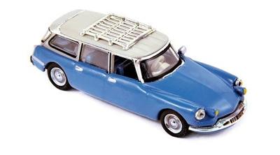 シトロエン  ID ブレーク 1960 ブルー