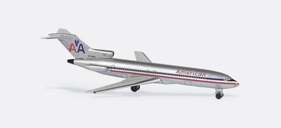 B727-200 アメリカン航空 アメリカ